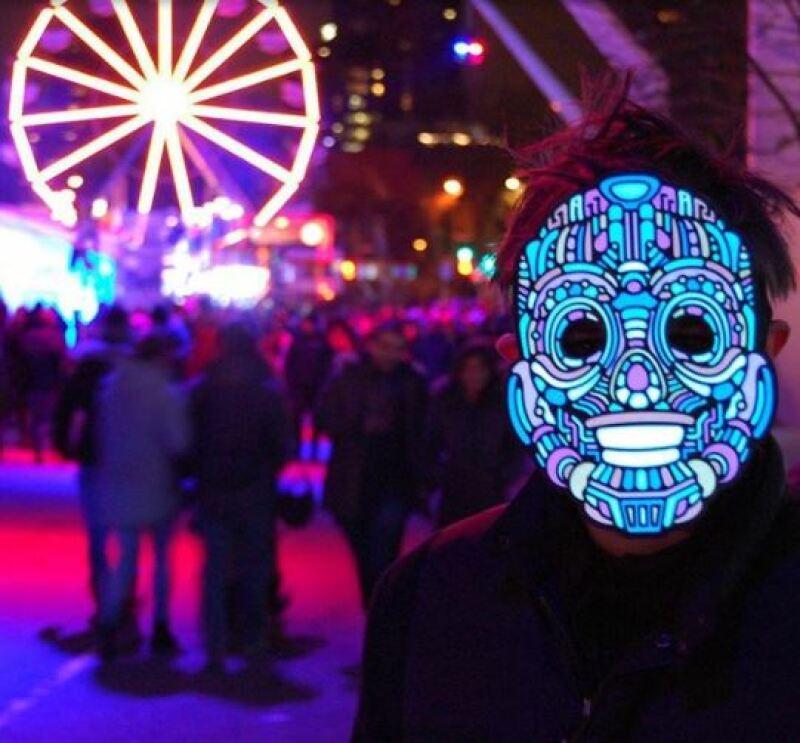 10. Masques - Outline Montréal