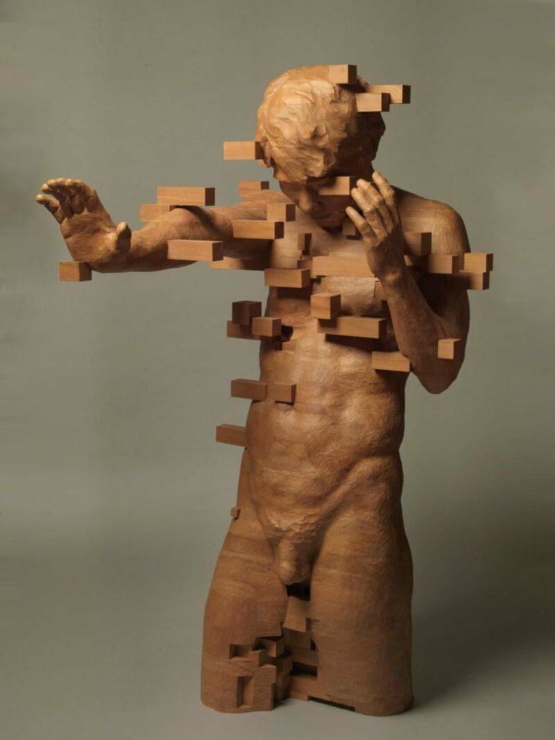 10. Sculpture Glitch - Hsu Tung Han