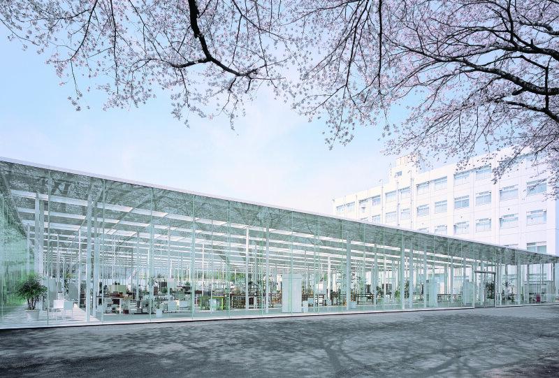 13.Kanagawa Institute of Technology - workshop - extérieur.