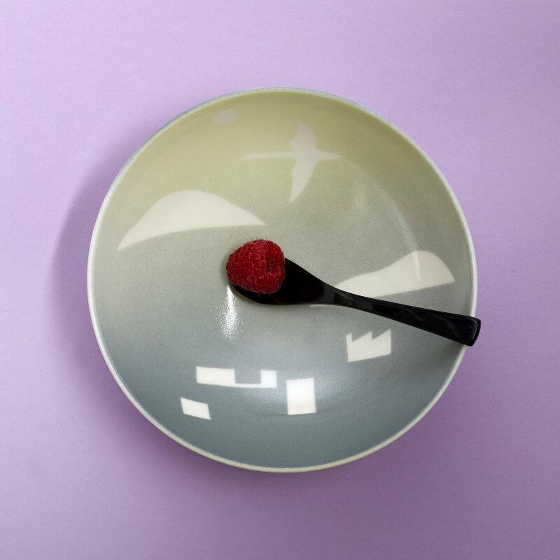 Bols de porcelaine, Série, par Hoi Ceramics, 2016