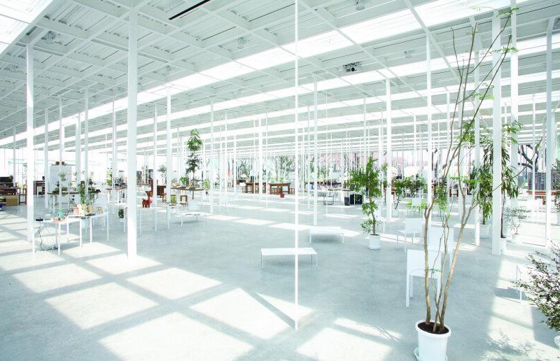 15.Kanagawa Institute of Technology - Workshop - Intérieur.