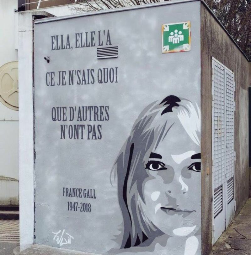 7Nuit hommage à France Gall