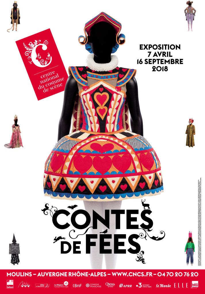 Affiche Contes de fées au CNCS