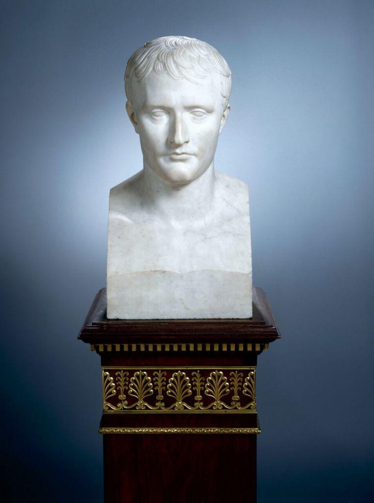 Antoine Denis Chaudet (1763-1810) Buste de Napoléon 1er