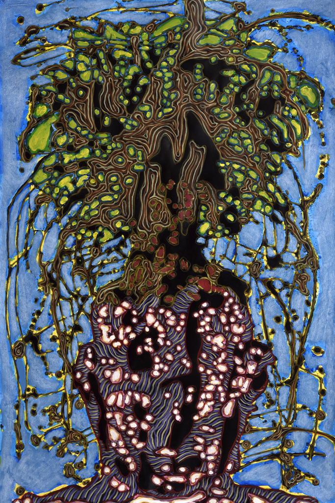 Didier Genty, Auprès de mon arbre