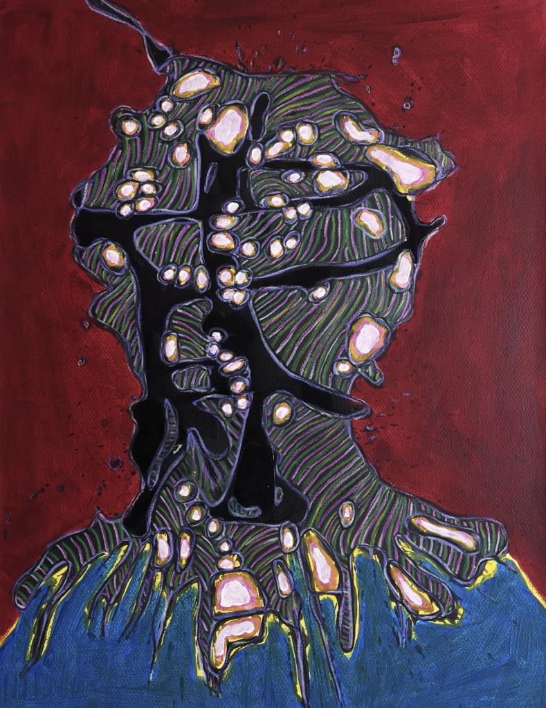 Didier Genty, Autoportrait