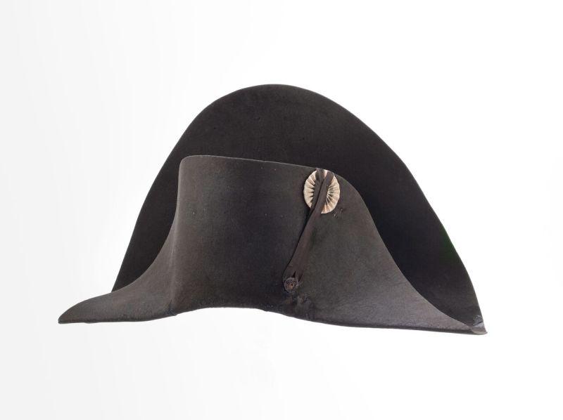 Chapeau porté par Napoléon pendant la campagne de Russie