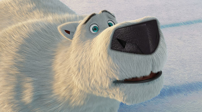 Norm Norm of the North  2016 real Trevor Wall COLLECTION CHRISTOPHEL © Assemblage Entertainment/LIONSGATE/SPLASH