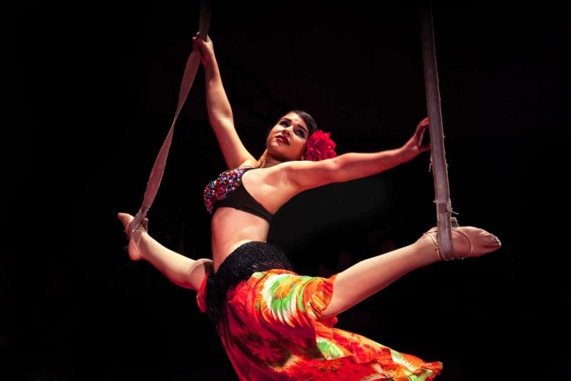 Cirque Romanès - Rajenka (c) Catherine Gaudin