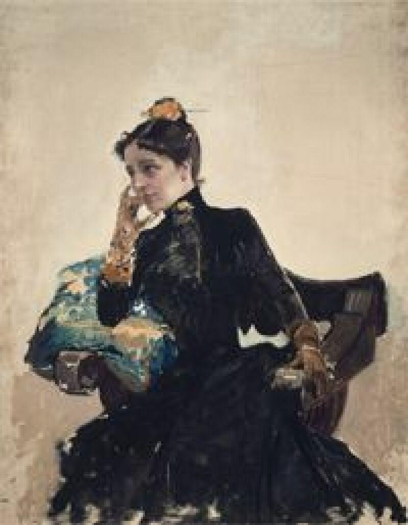 Clotilde Garcia del Castillo © Museo Sorolla