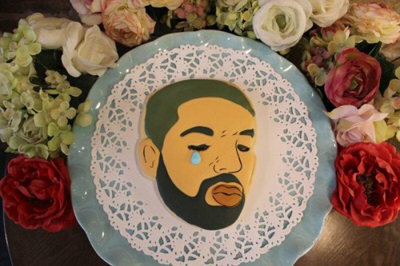 Drake cookie