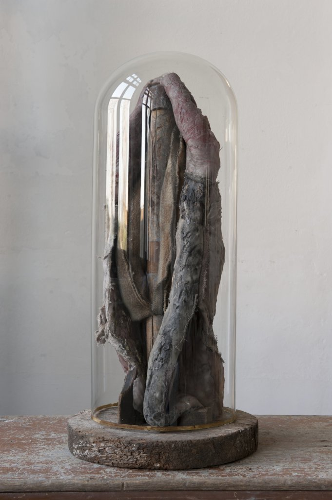 DE BRUYCKERE Berlinde, Glassdome with cripplewood II, 2013