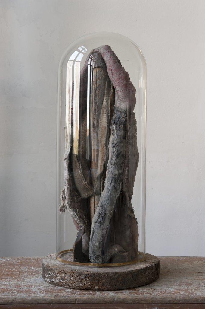 DE BRUYCKERE Berlinde, Glassdome with cripplewood II, 2013