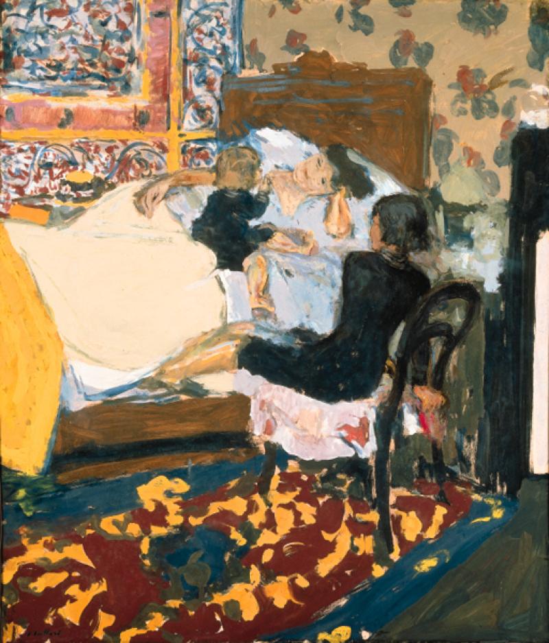 Edouard Vuillard - Les Enfants