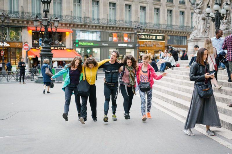 Dancewalk - Grégory batardon