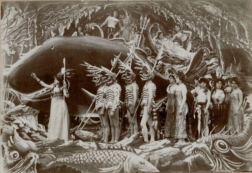 Georges MÉLIÈS, Royaume des fées, 1903 © La Cinémathèque française