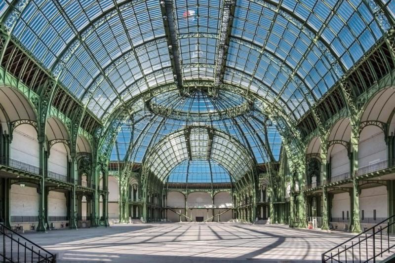 Verrière du Grand Palais (c) Grand Palais