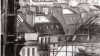 Pascale Hémery, Gravure (c) Musée du dessin et de l'estampe originale