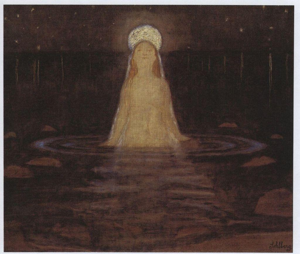 Harald SOHLBERG, Sirène, 1897 © Photo, Olav Erik Storm
