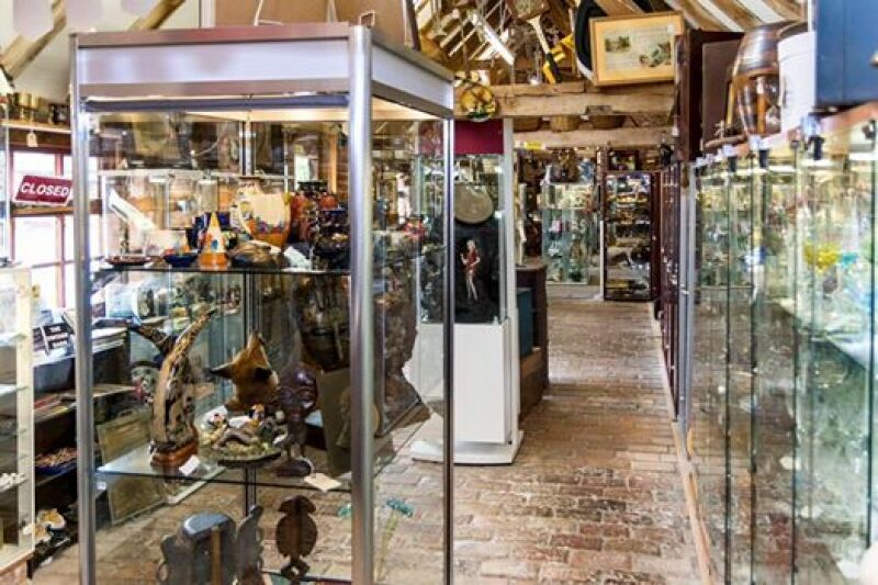 Haunted Antiques Paranormal Research Centre