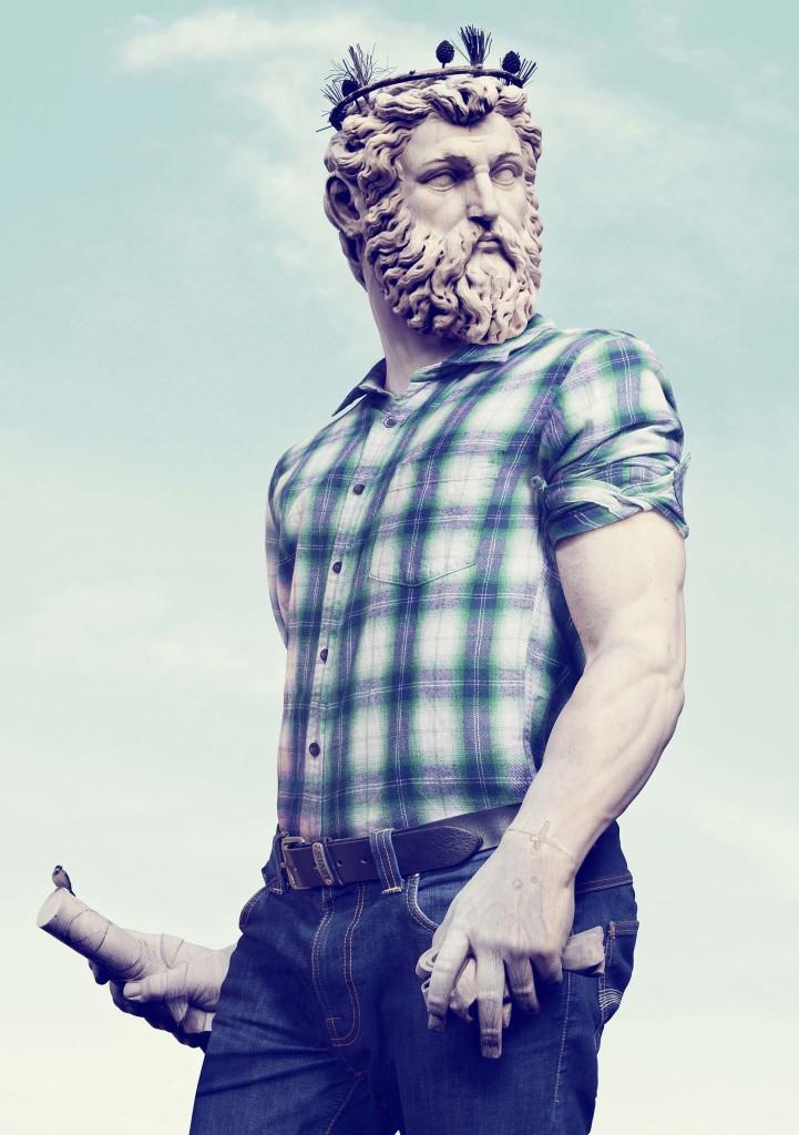 Hipster in Stone par Leo Caillard_24