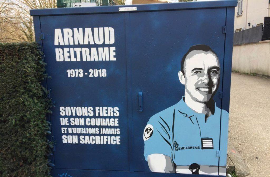 Hommage à A. Beltrame