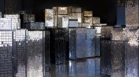 Kader Attia, Untitled skyline, 2007-2012 (c) Collection MAC VAL