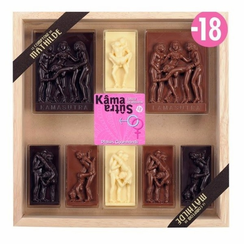 Kama Sutra chocolat