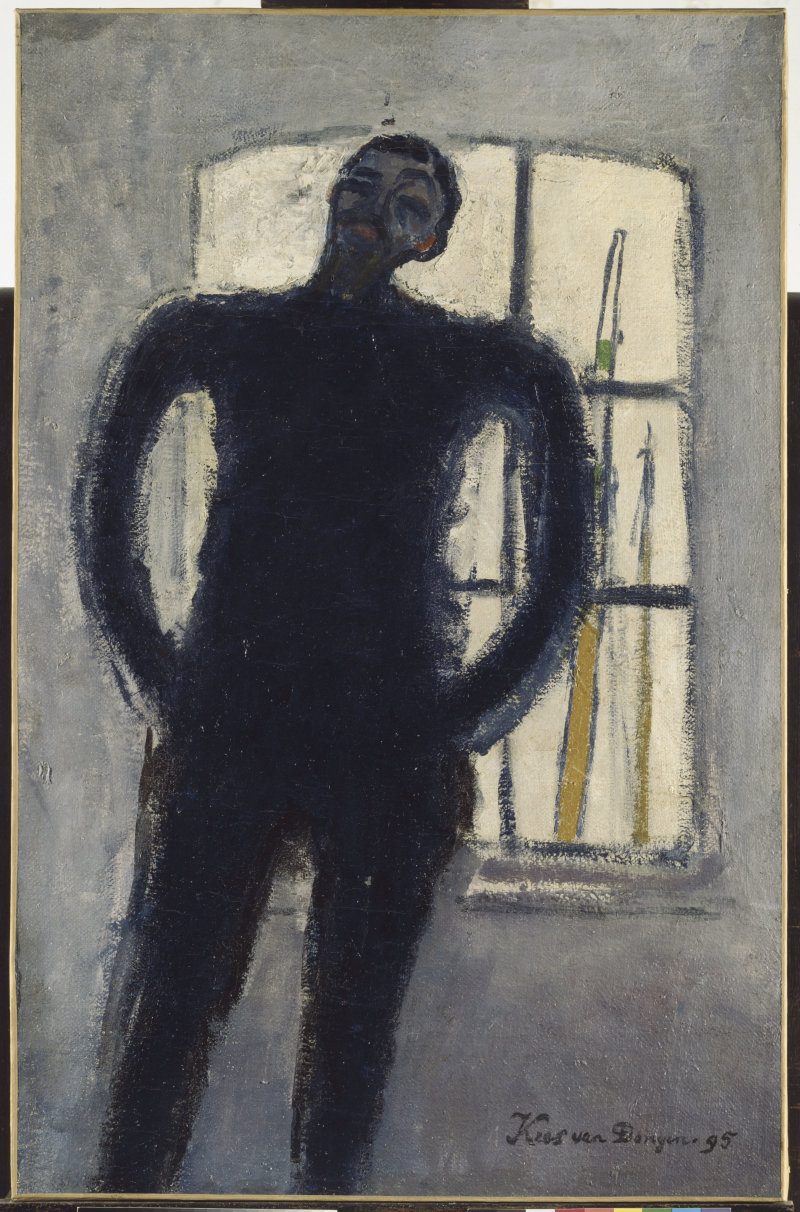 Van Dongen Kees (1877-1968). Paris, Centre Pompidou - Musée national d'art moderne - Centre de création industrielle. AM1976-1056.