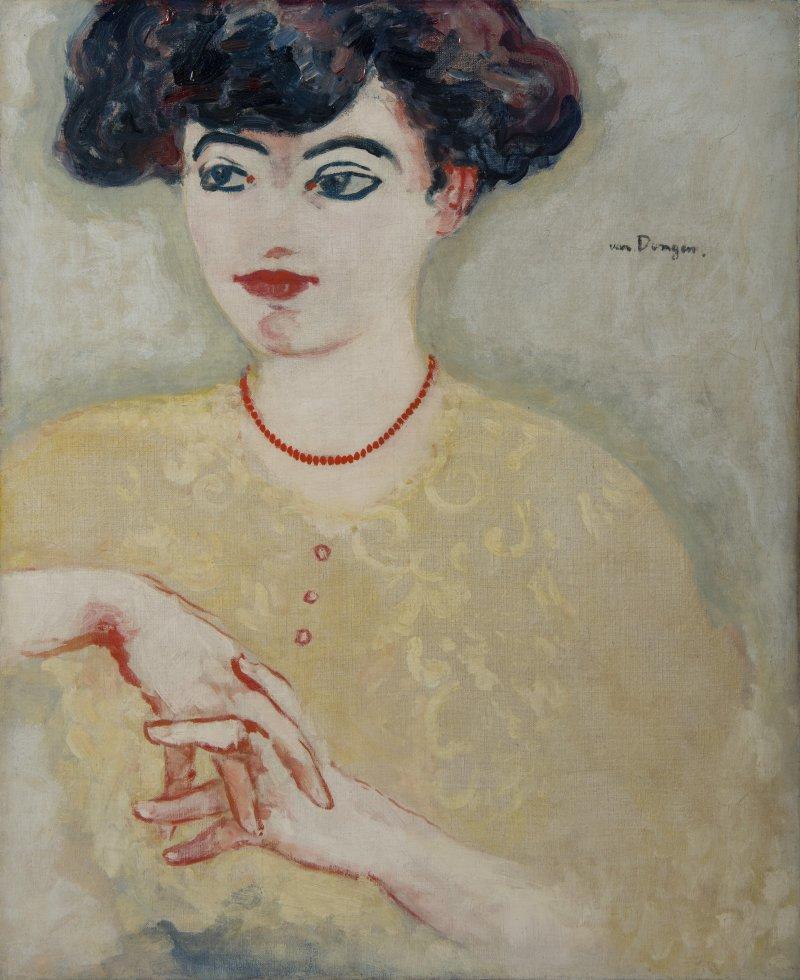 Kees Van Dongen, La Parisienne