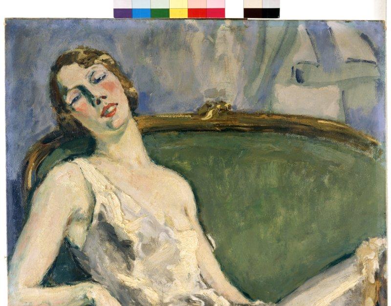 Kees Van Dongen, Portrait de Mme M.-T. Raulet