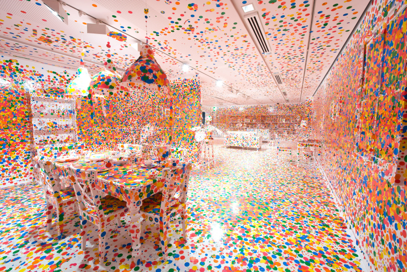 Kusama-Obliteration_Room-2012