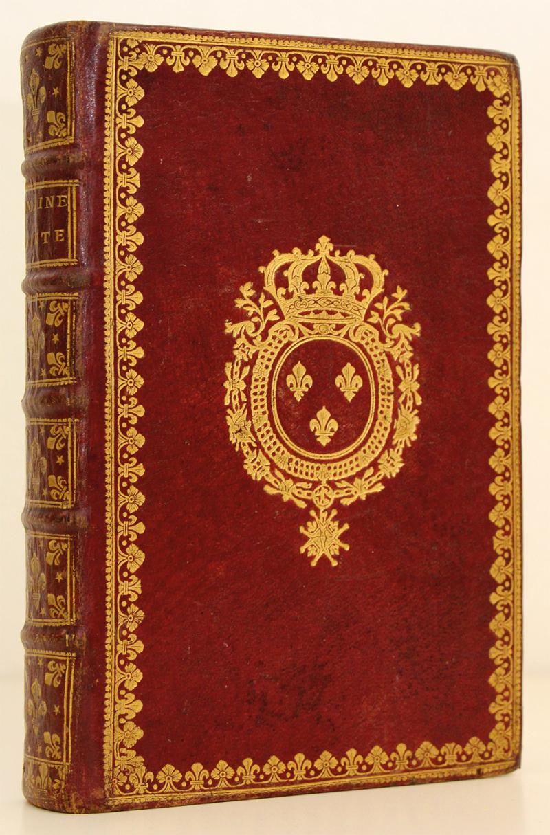L'Office de la semaine sainte, à l_usage de la maison du Roy. Imprimé par exprès Commandement de sa Majesté Louis XV - Hellmut Schumann Antiquariat