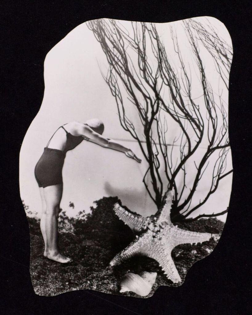 Laure ALBIN-GUILLOT, Composition à la nageuse, 1937 © Centre Pom