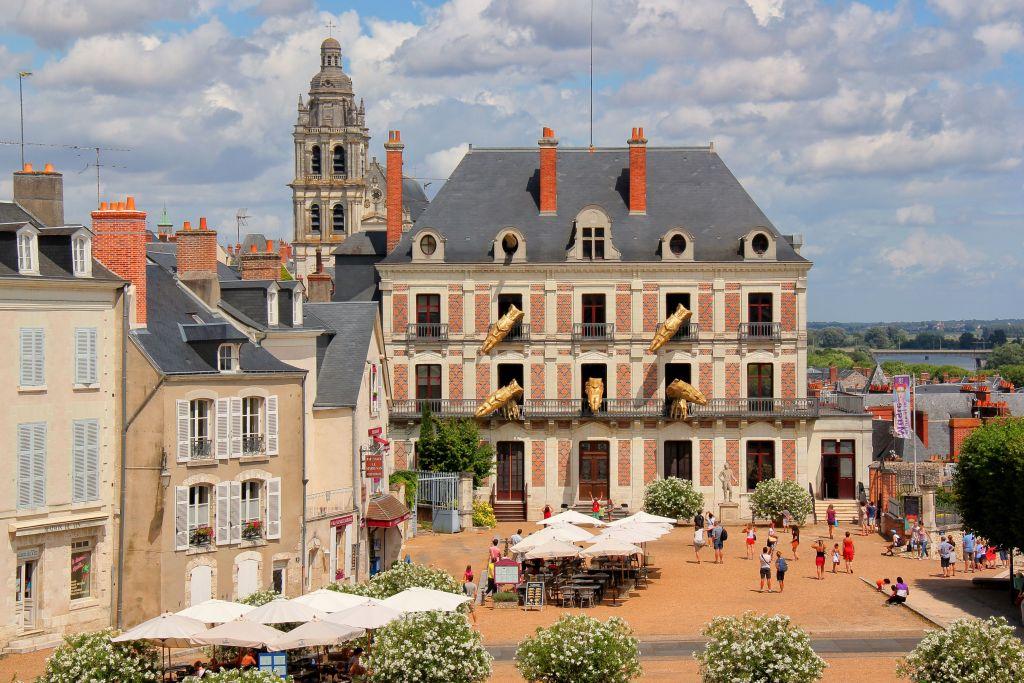 Maison de la Magie, Blois