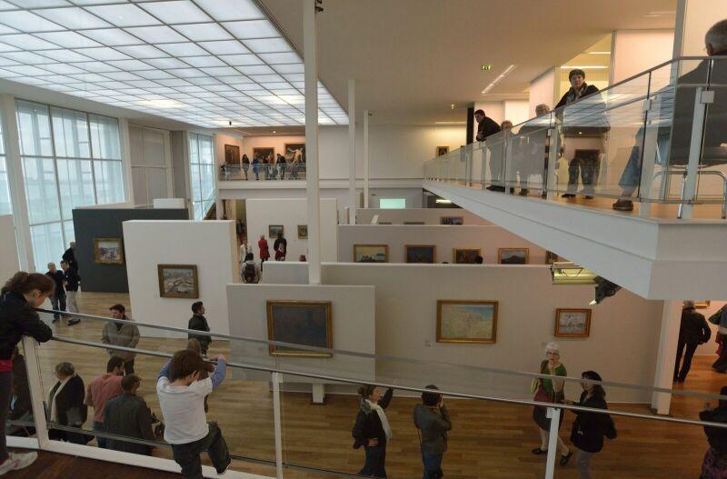 Nuit des Musées au MuMa du Havre (c) Laurent Lachčvre