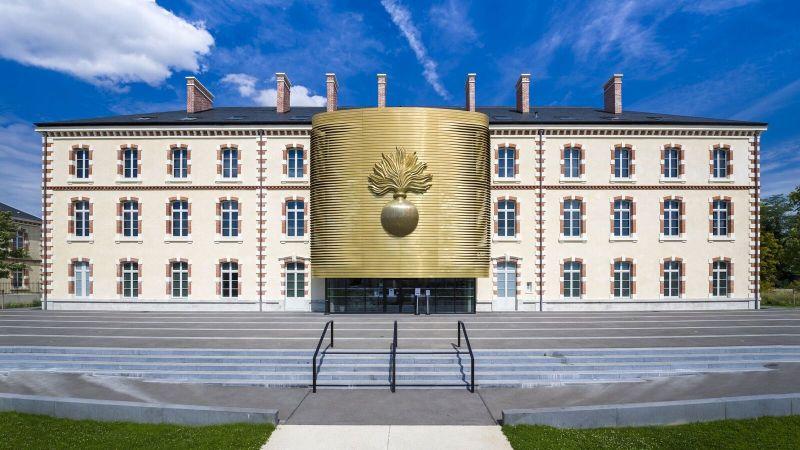 Musée de la gendarmerie nationale © SIRPA_BRC FGarcia_1