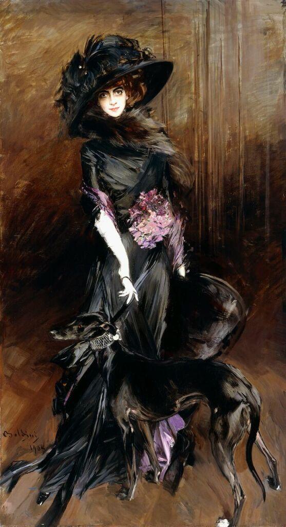 New York, Christie's Particulier_Giovanni Boldini, Marchesa Luisa Casati