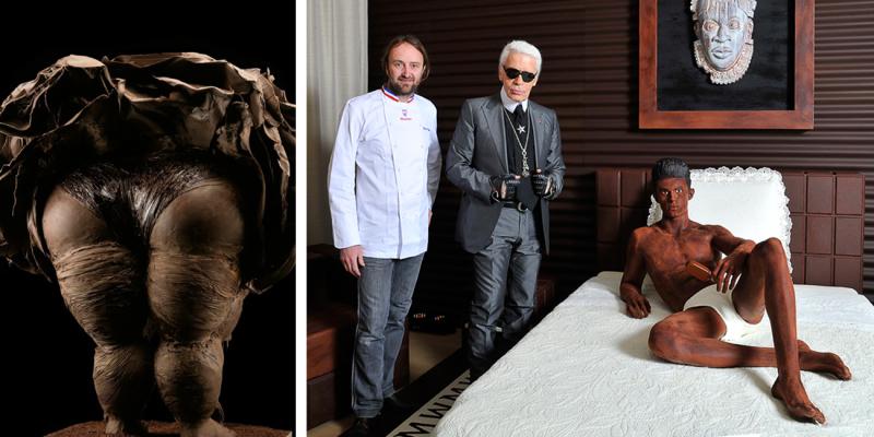 d couverte patrick roger sculpteur sur cacao arts in. Black Bedroom Furniture Sets. Home Design Ideas
