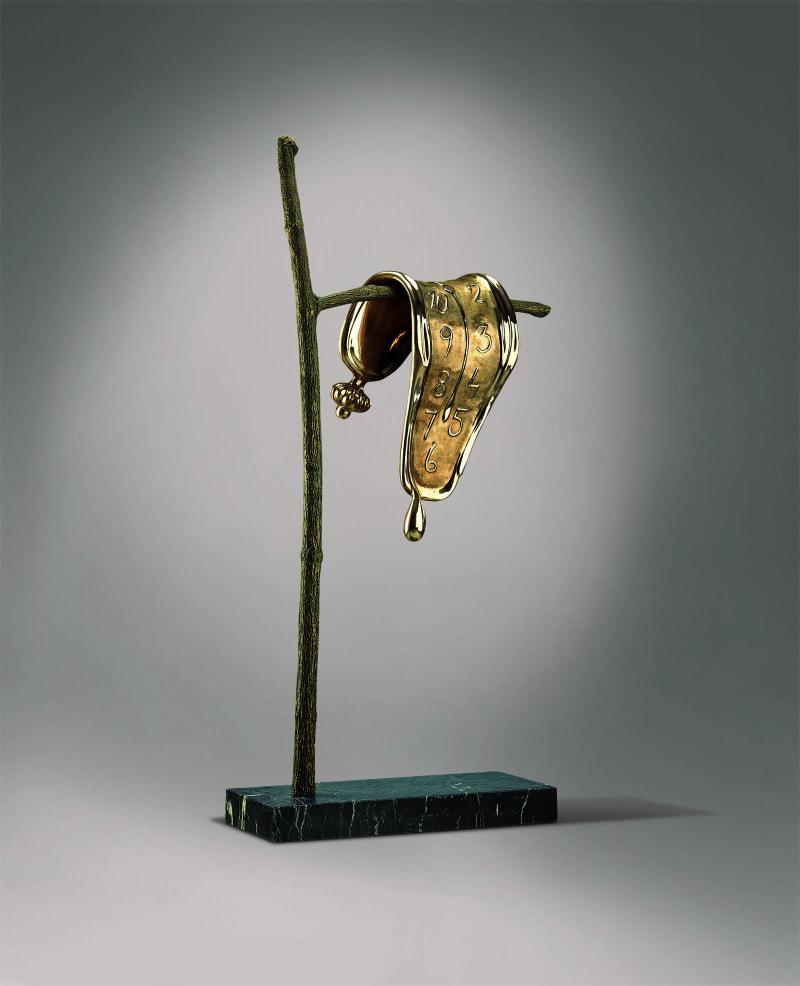 Salvador Dalí, Persistance de la Mémoire, 1980