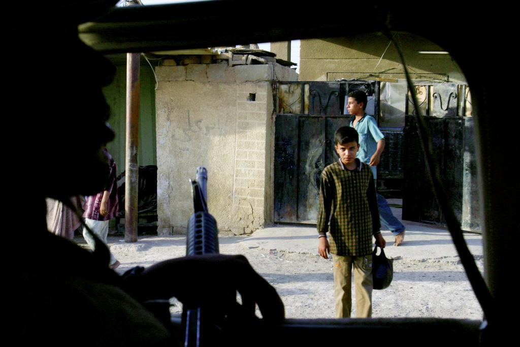 Falloujah, Irak, 5 juillet 2003
