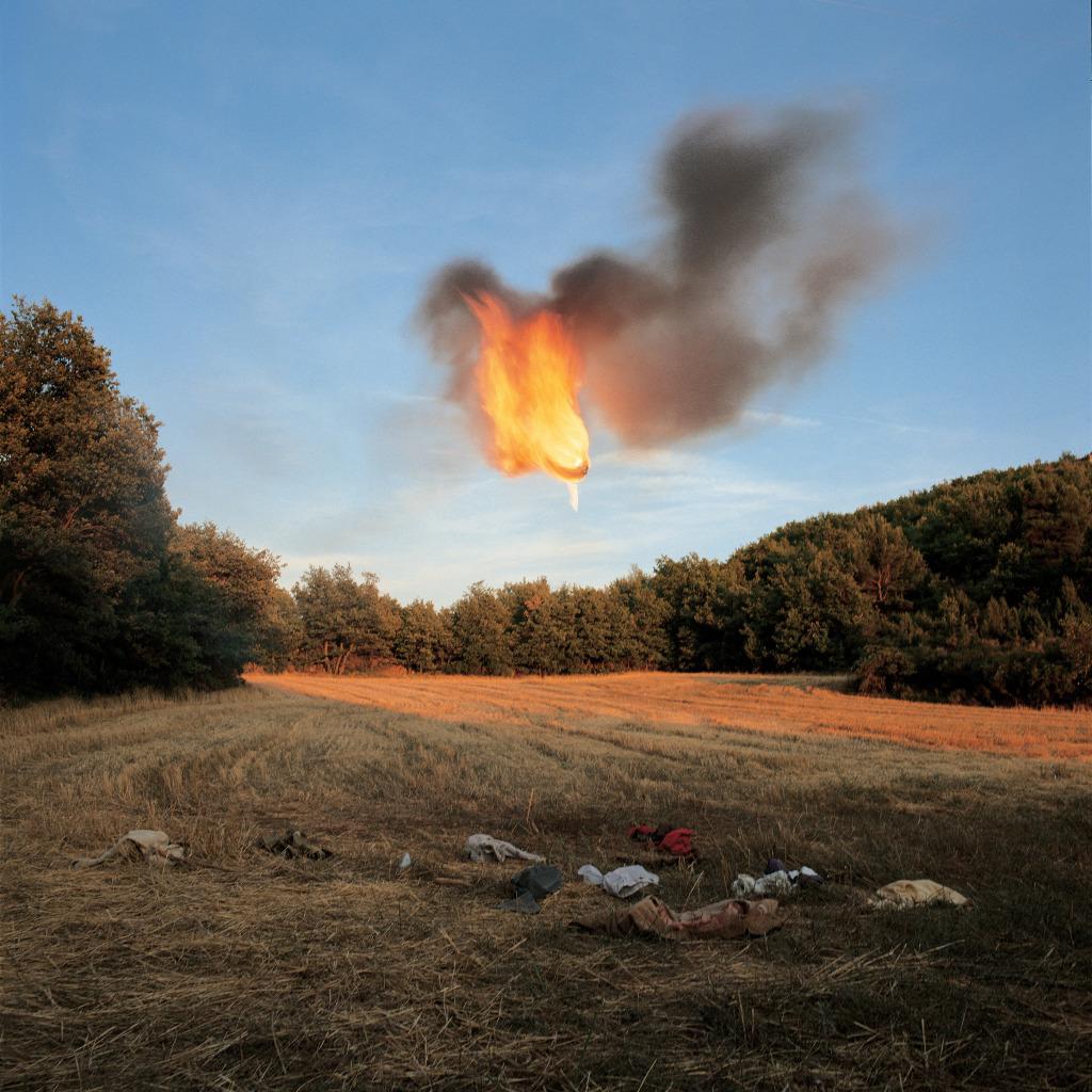La boule de feu , 1981 Série « Évolution probable du temps »