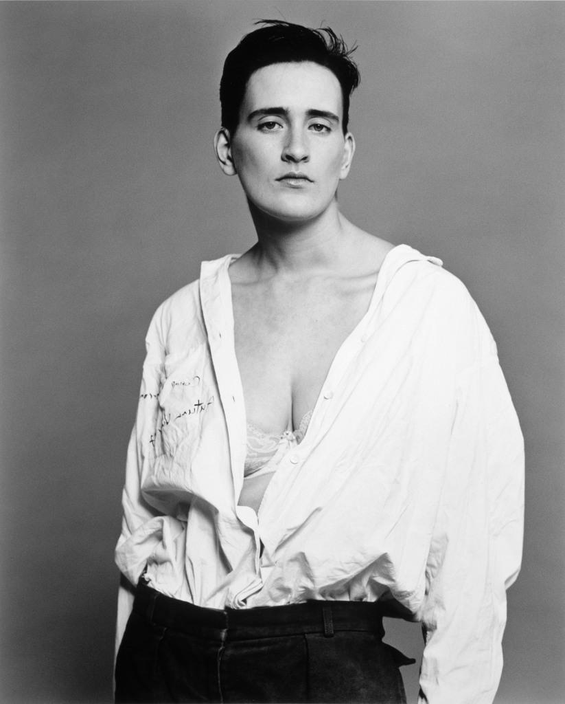 Martine, Londres , 1989 Série « Modern Lovers »