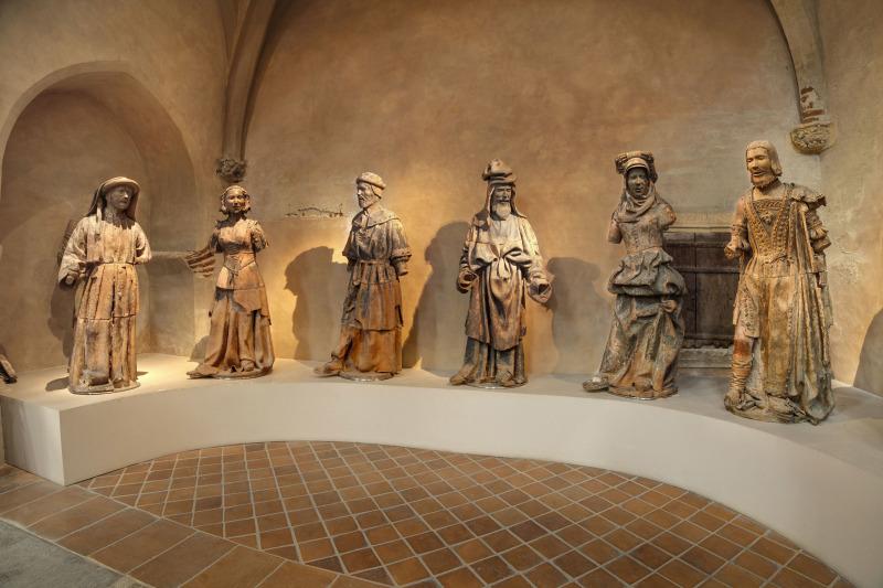 Prophètes et sibylles, 1523. Musée des Augustins, Toulouse