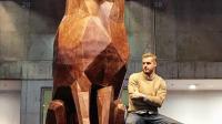 Richard Orlinski et Yann Couvreur 2