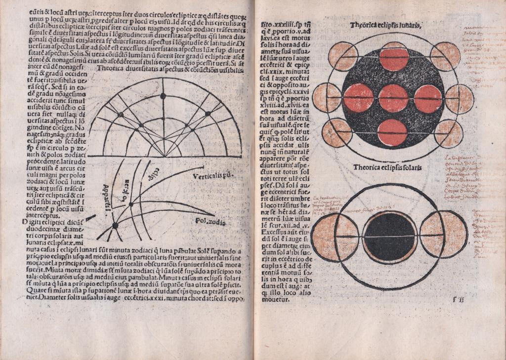 Sacro Bosco. Sphaera mundi.14 janvier 1491 Librairie Yvinec