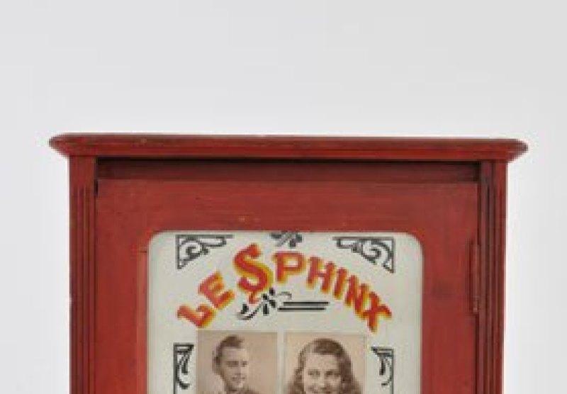 Sphinx 01 - Mucem Marseille