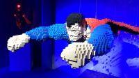 Super Héros DC Comics en Lego, La Villette