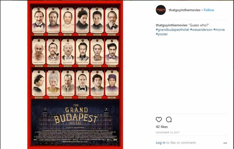 That guy in the movie - The Grand Budapest hotel