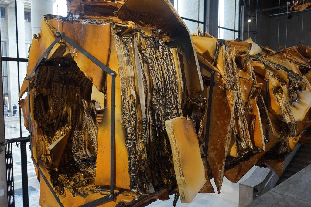 Vue de Bouche moi ce trou au Palais de Tokyo - Anita Molinero